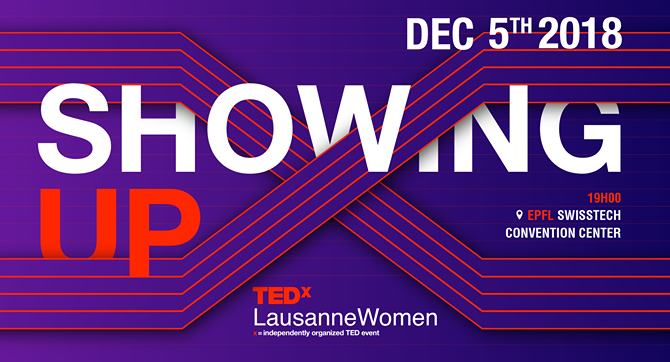 TEDxLausanneWomen - Thoughts